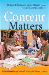 Content Matters by Stephanie M. McConachie