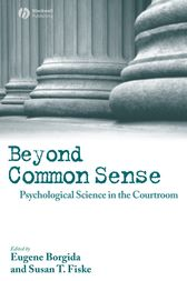 Beyond Common Sense by Eugene Borgida
