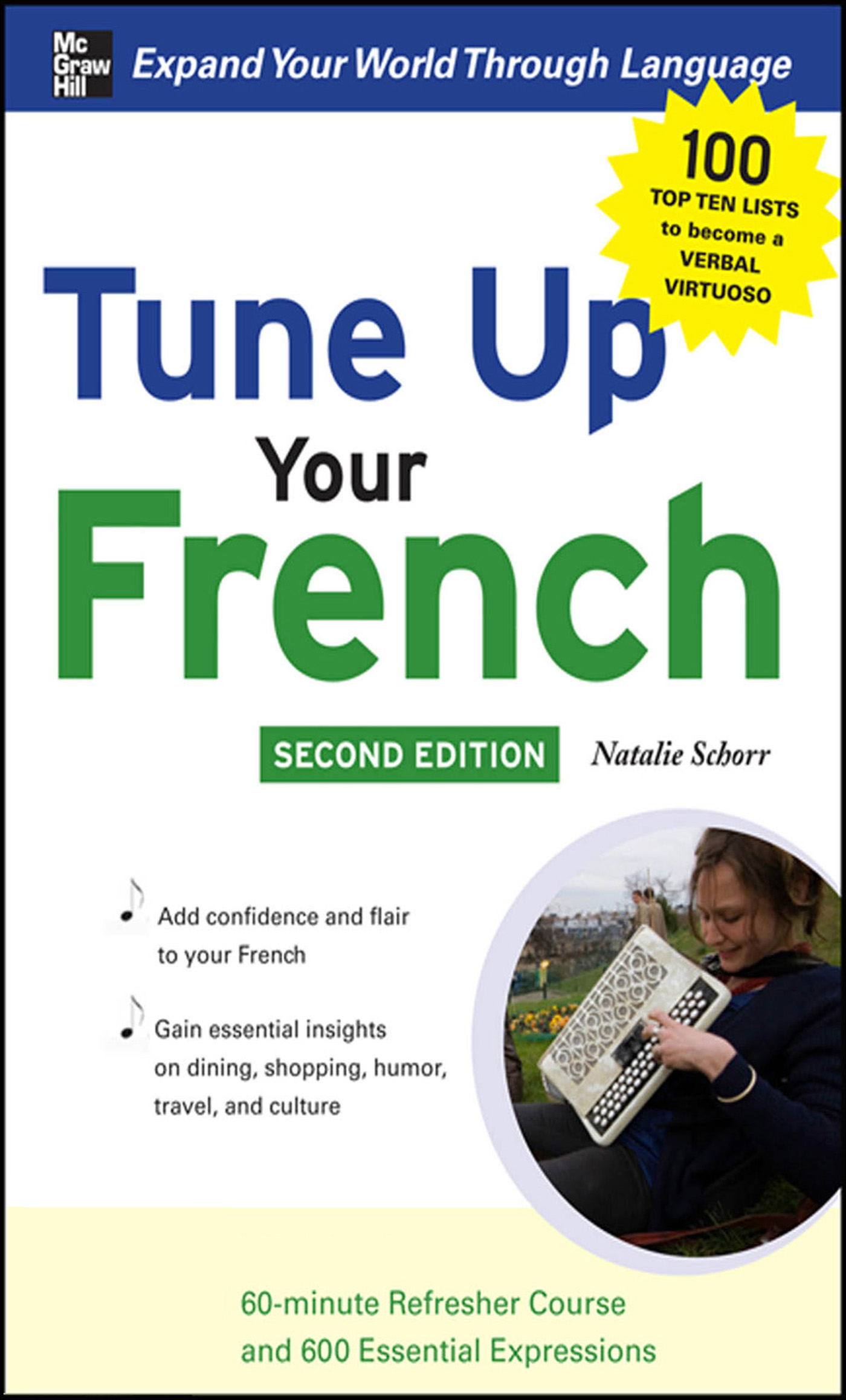 Tune Up Your French with MP3 Disc