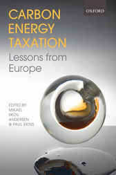Carbon-Energy Taxation by Mikael Skou Andersen