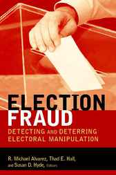 Election Fraud by Thad Hall