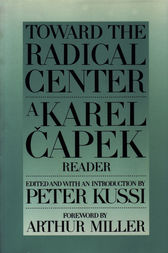 Toward the Radical Center by Peter Kussi
