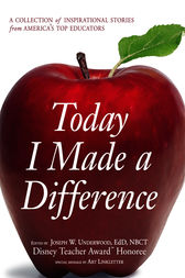 Today I Made a Difference by Joseph W Underwood