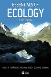 Essentials of Ecology by Colin R. Townsend