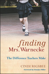 Finding Mrs. Warnecke by Cindi Rigsbee