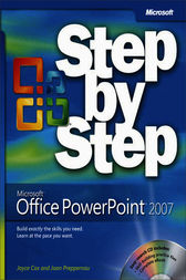 Microsoft® Office PowerPoint® 2007 Step by Step by Joyce Cox