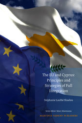 The EU and Cyprus by Stéphanie Laulhé Shaelou