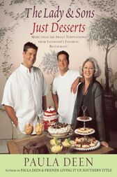 The Lady & Sons Just Desserts by Paula Deen