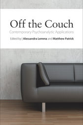 Off the Couch by Alessandra Lemma