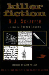 Killer Fiction by G. J. Schaefer