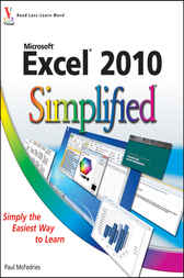 Excel 2010 Simplified by Paul McFedries