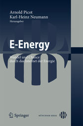 E-Energy by Arnold Picot