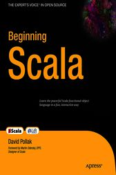 Beginning Scala by David Pollak