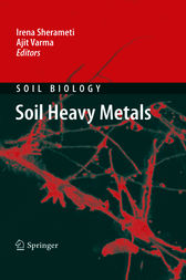 Soil Heavy Metals by Irena Sherameti