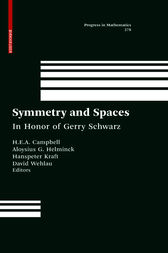 Symmetry and Spaces by H.E.A. Eddy Campbell