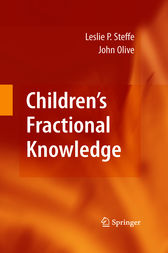 Children's Fractional Knowledge by Leslie Steffe