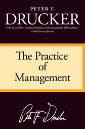 The Practice of Management