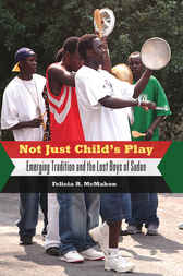 Not Just Childs Play by Felicia R McMahon