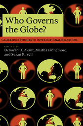 Who Governs the Globe? by Deborah D. Avant