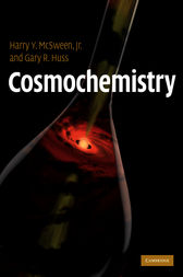 Cosmochemistry by Jr McSween