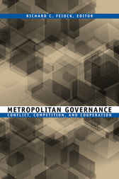 Metropolitan Governance by Richard C. Feiock