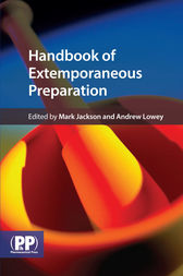 Handbook of Extemporaneous Preparation by Mark Jackson