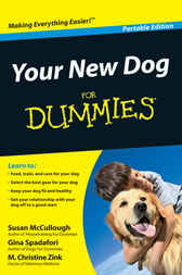 Your New Dog For Dummies by Susan McCullough
