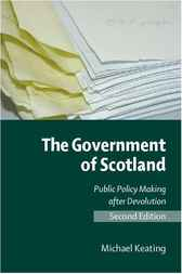 The Government of Scotland by Michael Keating