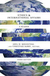 Ethics & International Affairs by Joel H. Rosenthal