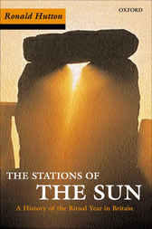 The Stations of the Sun by Ronald Hutton