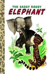 The Saggy Baggy Elephant: Read & Listen Edition by Kathryn Jackson