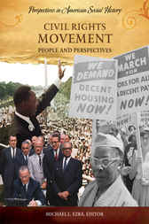 Civil Rights Movement: People and Perspectives by Michael Ezra