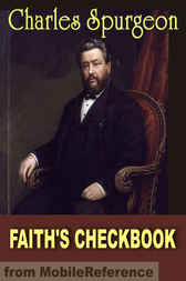 Faith's Checkbook by Charlos H. Spurgeon