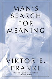 Man's Search For Meaning, Gift Edition by Viktor E. Frankl