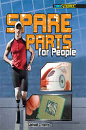 Spare Parts for People by Michael C. Harris