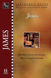 Shepherd's Notes: James by Dana Gould
