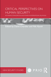 Critical Perspectives on Human Security by David Chandler