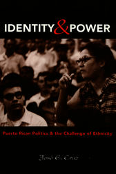 Identity And Power by Jose Cruz