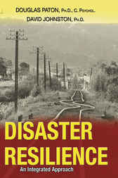 Disaster Resilience by Douglas Paton