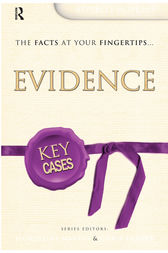 Key Cases: Evidence