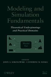 Modeling and Simulation Fundamentals by John A. Sokolowski