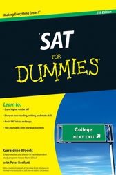 SAT For Dummies by Geraldine Woods
