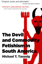 Devil and Commodity Fetishism in South America by Michael Taussig