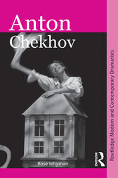 Anton Chekhov by Rose Whyman