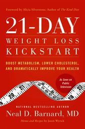 21-Day Weight Loss Kickstart by Neal Barnard