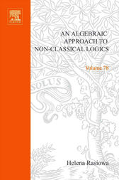 An algebraic approach to non-classical logics