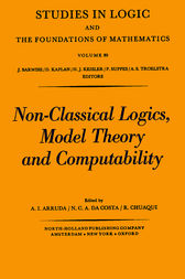 Non-classical logics, model theory, and computability