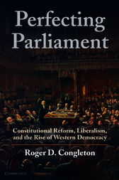 Perfecting Parliament by Roger D. Congleton