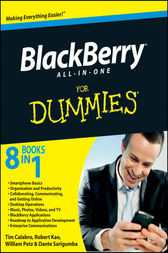 BlackBerry All-in-One For Dummies by Dante Sarigumba