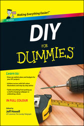 DIY For Dummies, UK Edition by Jeff Howell